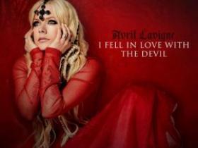 艾薇儿《I Fell In Love With The Devil》高品质音乐mp3+歌词版-百度网盘下载