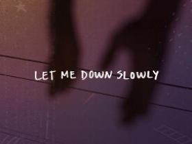 Alessia Cara《Let Me Down Slowly》高品质音乐mp3-歌词-百度网盘下载-江城亦梦