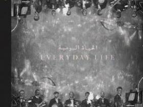 酷玩乐队《Everyday Life》高品质音乐mp3-歌词-百度网盘下载-江城亦梦