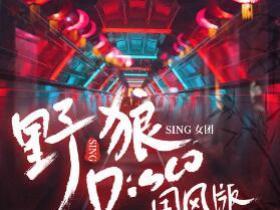 SING女团《野狼Disco(国风版)》高品质音乐mp3-百度网盘下载-江城亦梦