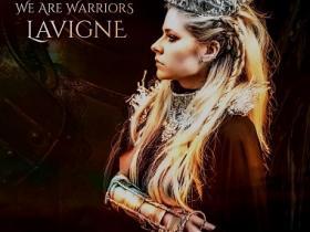 艾薇儿《We Are Warriors》高品质音乐mp3-百度网盘下载-江城亦梦