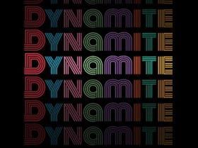 BTS (防弹少年团)《Dynamite》高品质音乐mp3-百度网盘下载-江城亦梦