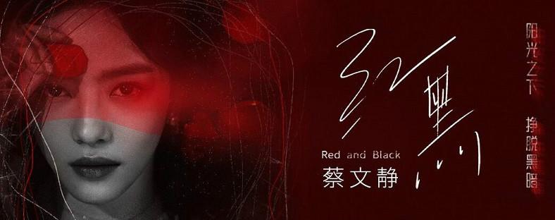 蔡文静《红黑》高品质音乐mp3-百度网盘/阿里云盘下载-江城亦梦