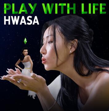 华莎《Play With Life》高品质mp3-网盘下载-江城亦梦