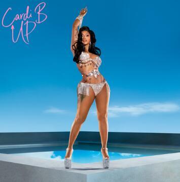 Cardi B(卡迪·B)《Up (Explicit)》说唱精选系列-下载-江城亦梦