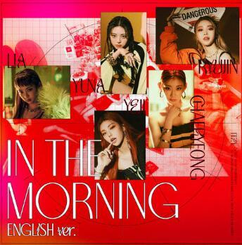 ITZY (있지)《In the morning (English Ver.)》高品质mp3-网盘下载-江城亦梦