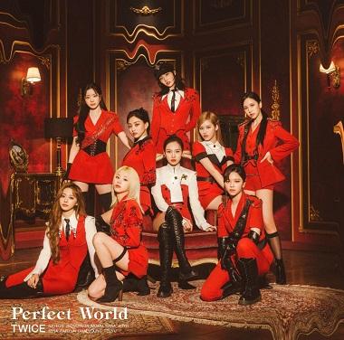 TWICE《Perfect World》音乐专辑-网盘下载