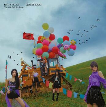 Red Velvet《Queendom》音乐数字专辑-网盘下载
