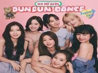 OH MY GIRL《Dun Dun Dance Japanese ver.》新专辑mp3-网盘下载
