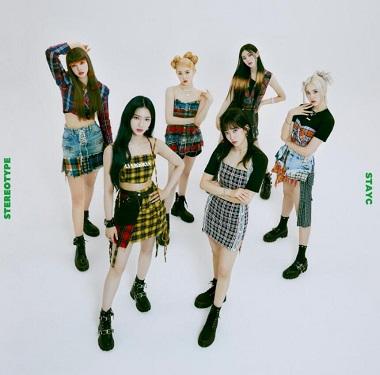 STAYC《STEREOTYPE》新专辑mp3-网盘下载