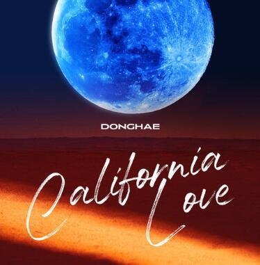 东海《California Love》新专辑mp3-网盘下载
